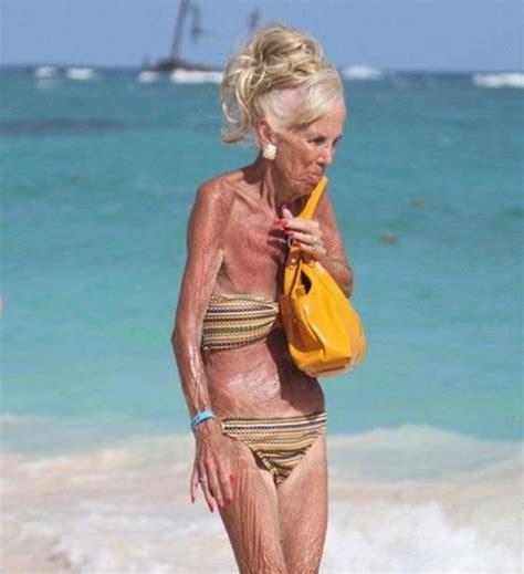 too tan old lady breast implants jpg 490x537