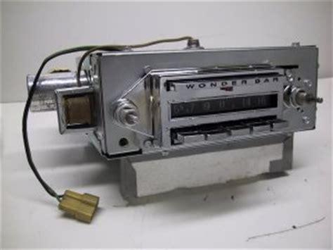 Vintage auto radio restoration jpg 300x225